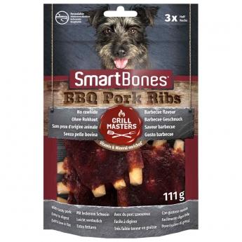 Smartbones BBQ porsaan ribsit 3kpl 111g