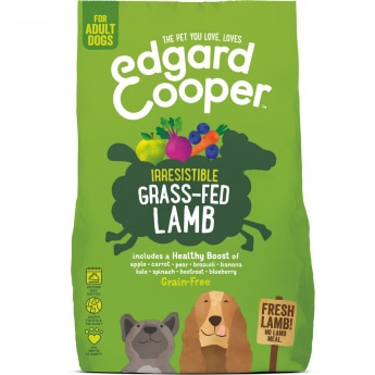 Edgard & Cooper GrainFree Lamb