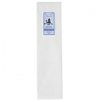 Riisipaperi Show Tech valkoinen, 40 x 10cm, 100 kpl