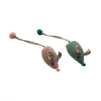 Kissan lelu Meow&Me BerryFrost hiiret 2pack