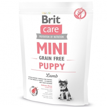 Brit Care Mini GF Puppy Lamb (400 g)