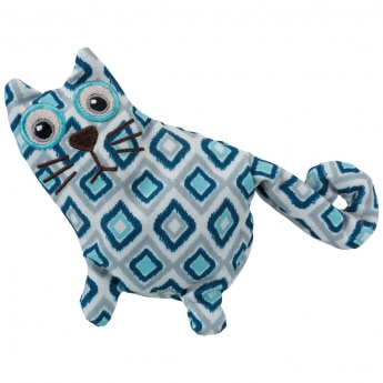 Kissanminttulelu kissa Trixie