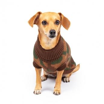 Koiran neule Basic Camo