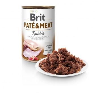 BC Pate & Meat Jänis 400 g