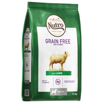 Nutro Grain Free Senior Standard Lamb 11,5 kg