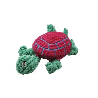Huggle-Hounds Ruff-Tex Dude The Turtle (Vaaleanpunainen)