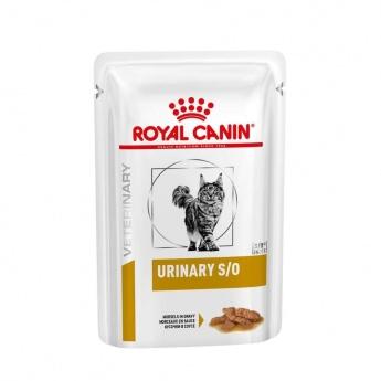 Royal Canin Veterinary Urinary S/O Cat wet 12 x 85g