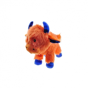 Pehmolelu Bark-a-Boo MeadowBright Plush Lehmä