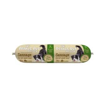 PPS Lammas-riisi makkara, 800g