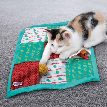 KONG Cat Puzzlements Pockets