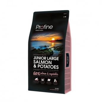 Profine Junior LB Salmon & Potato 15 kg