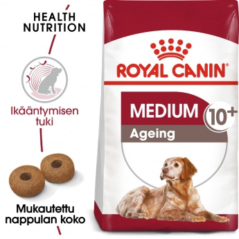 Royal Canin Medium Ageing 10+, 15 kg