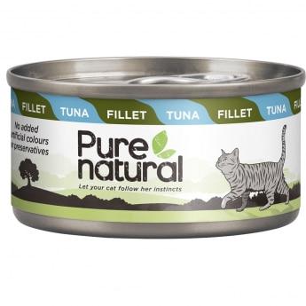 Purenatural Fillet tonnikala 70g
