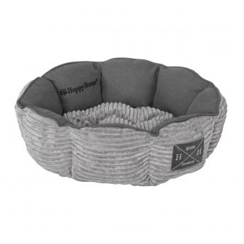 Peti H-H Corduroy Basket, harmaa