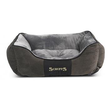 Peti Scruffs Chester Box Bed, harmaa
