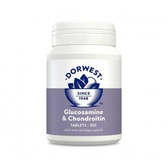 Dorwest Herbs Glukosamiini & Kondroitiin 100 kpl