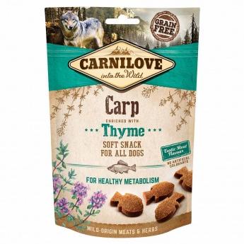Carnilove Snack karppi+timjami 200 g