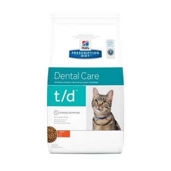 Hill's Feline t/d Dental Care 5 kg
