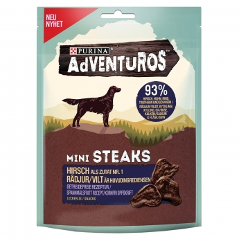 Makupala Adventurous Mini Steaks viljaton, 7 x 70 g