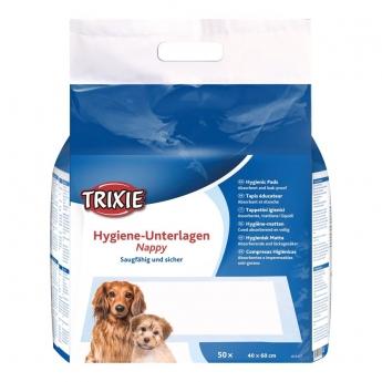 Koiran pissa-alusta Trixie (50-pack)