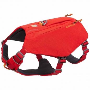 Ruffwear Switchbak -koiran valjaat, punainen