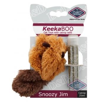 Kissan lelu D&D KeeKaBOO Snoozy Jim