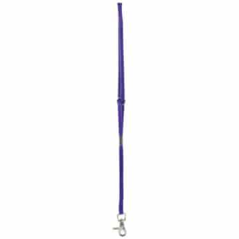 Trimmaussilmukka säädettävä, violetti 55cm