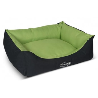 Peti Scruffs Expedition Box Bed, lime