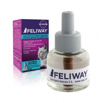 Feliway täyttöpullo haihduttimeen, 48 ml