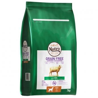 Nutro Grain Free Puppy Standard Lamb