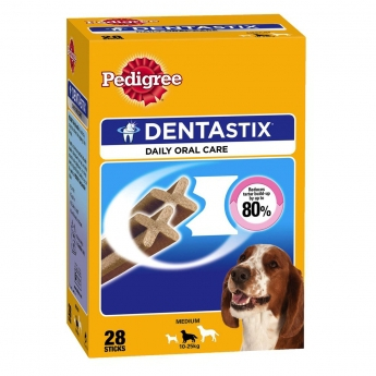 Pedigree Dentastix 28-pack (M)
