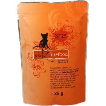 Catz Finefood N°25 kana & tonnikala