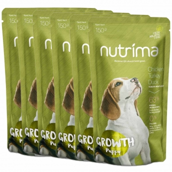 Nutrima Growth Puppy 6 x 150g