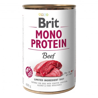 Brit Care Mono Protein nauta 400g