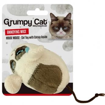 Grumpy Cat -kissan hiirilelu