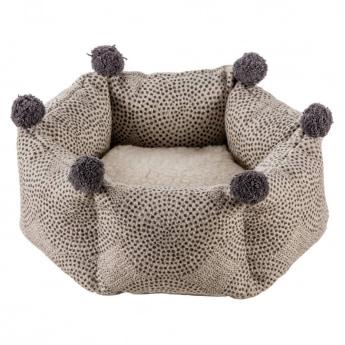 Kissanpeti Resploot Hexagon 40cm