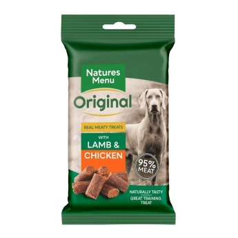 Natures:Menu Dog Treats Kana & lammas 60 g