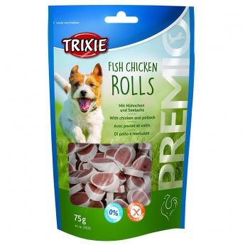 Trixie Premio Rolls, chicken & pollock