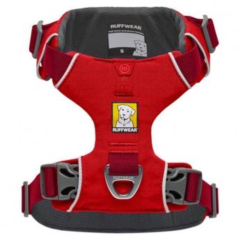 Ruffwear Front Range -koiran valjaat, punainen