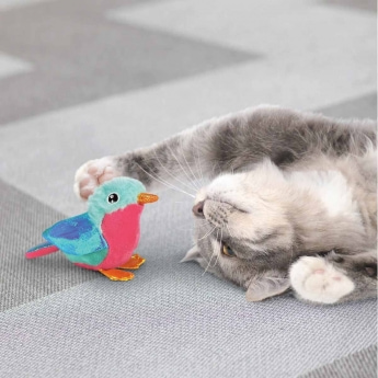 KONG Cat Crackles Tweetz