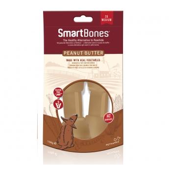 Smartbones Maapähkinävoi Medium 2 kpl