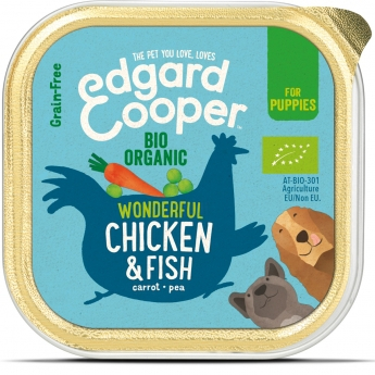 Edgard & Cooper Organic Puppy 100g