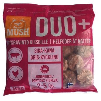 Mush DUO+ Cat sika-kana 500g