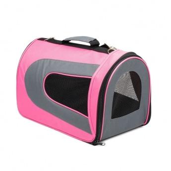 Kantolaukku Basic pinkki
