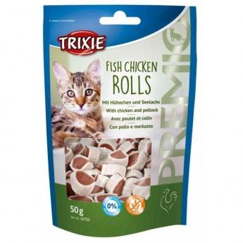 Makupala Trixie Premio Rolls, 50 g