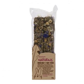 Ruiskaunokki & orvokkitikut Rosewood, 140 g