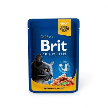 Brit Premium lohi & taimen, 100g