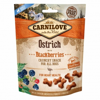 Carnilove Snack crunchy strutsi 200 g