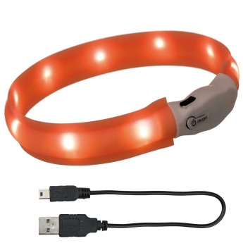 Valopanta Trixie Flash USB oranssi