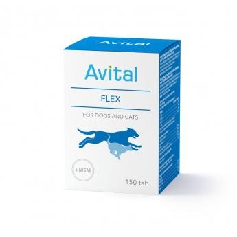 Avital Flex tabletti 150 kpl